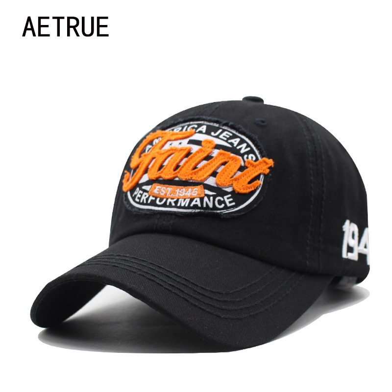 AETRUE Women Baseball Cap Hats For Men Snapback Caps Cotton Casquette Brand Bone Girls Casual Gorras Hip Hop Baseball Caps 2018 aetrue winter knitted hat beanie men scarf skullies beanies winter hats for women men caps gorras bonnet mask brand hats 2018