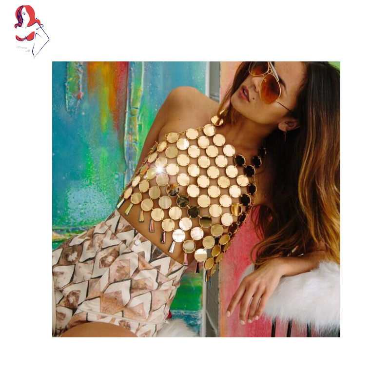 UCHIHA LQ Swimsuit For girls 4 Colours Sequins Bikini May between Sequins Beach Vest Halter Swimsuit With Shorts Beach Dress 2017 may beach halter bikini one pieces indoor asian swimsuit miley cyrus costume departure beach black swimsuit seafolly