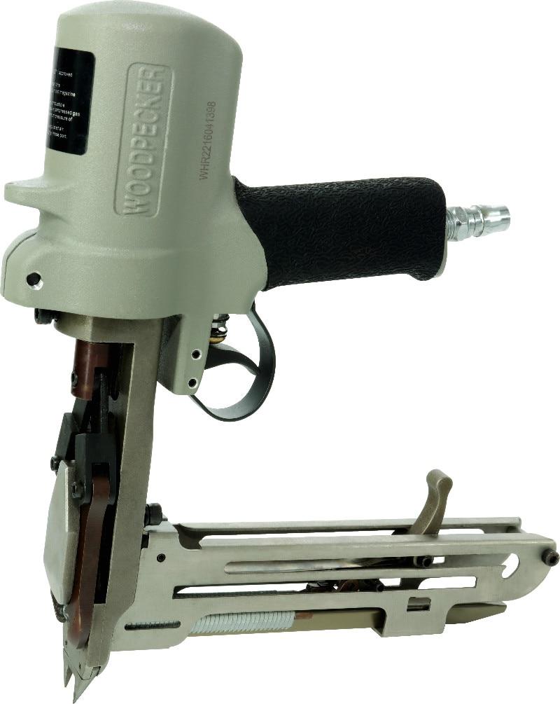 HR22 Pneumatic D Ring Gun Hog ring plier air tools D Ring NAILER Air nail gun