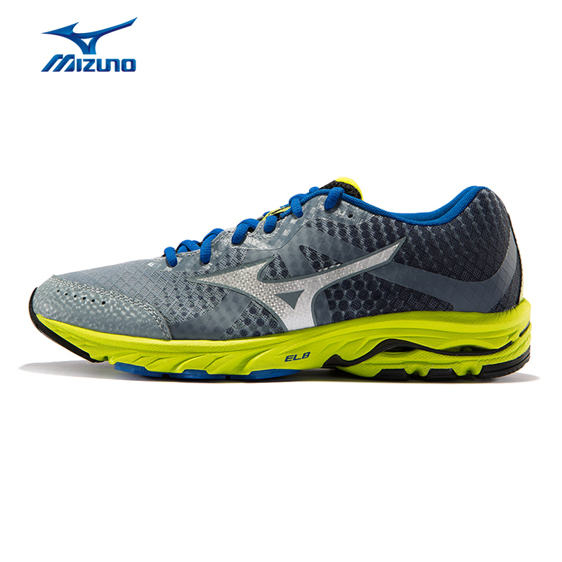 MIZUNO Men WAVE ELEVATION Mesh Breathable Light Weight ...