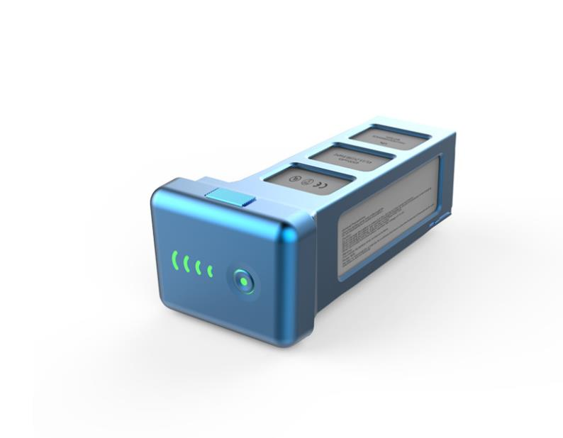 Keyshare cornerstone aerial drone battery GLINT2 aircraft battery 4S smart battery 6500mAh