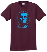 BOBBY MOORE WEST HAM Legend Che Guevara style Heavy Cotton t-shirt SIZES S - XXL Harajuku Tops Fashion Classic Unique