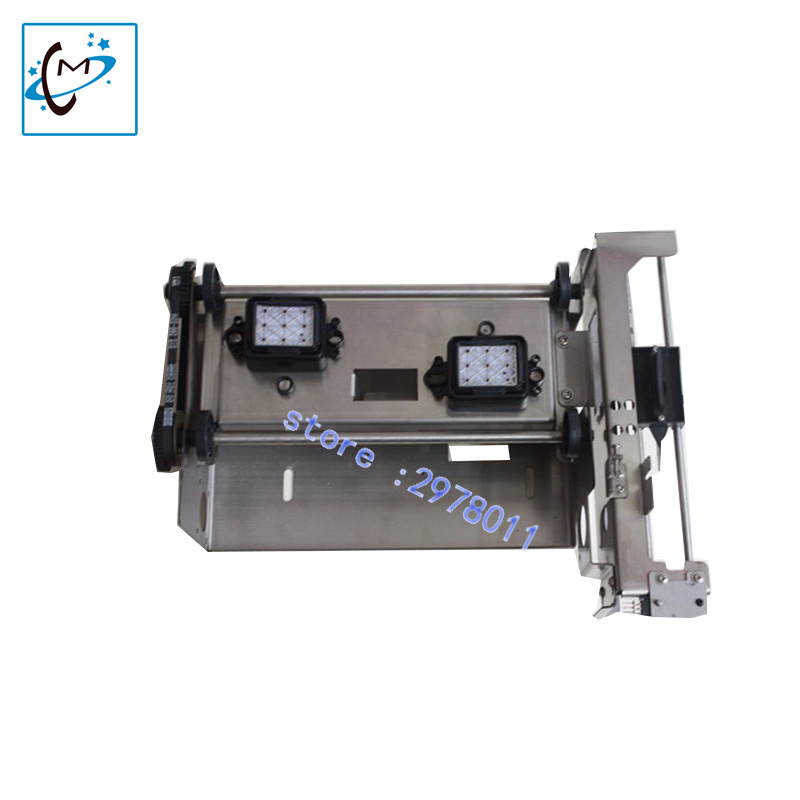 good quality 1 pcs/lot DX5 two head ink pump assembly ink cleaning assembly for large format printer spare part  selling hot sale single dx5 ink pump assembly for flora versacamm leopard large format printer machine