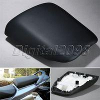 Black Rear Pillion Passenger Seat Cafe Racer Motorcycle Seat For Suzuki SV1000 SV650 2003 2010 SV1000 2003 2010 Cafe Racer Seat