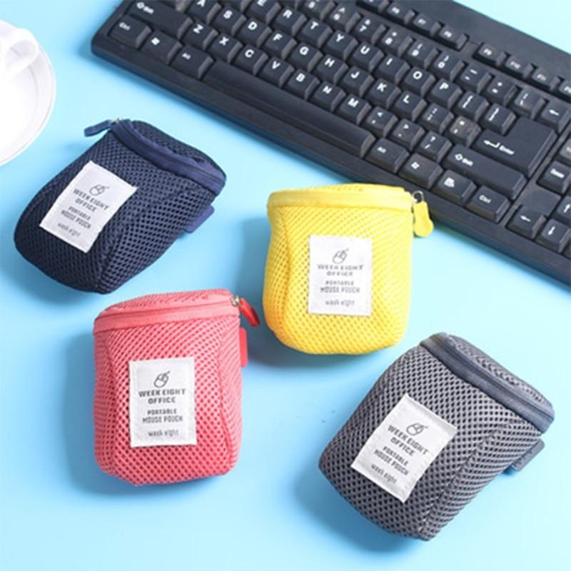 New Men Women Girls' Small Nylon Purse Zip Lady Coin Purse Bags Coin Purse Mini Zipper Pouch Storage Bag girls coin purse storage bag canvas