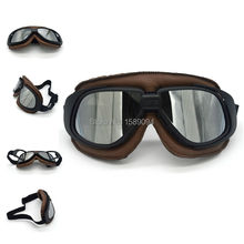 Motocross Goggles Summer Helmet Open Face Half Motorcycle Goggles Motorbike Moto Capacete Glasses