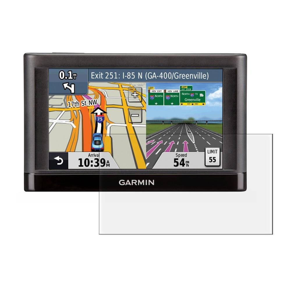 """Garmin Nuvi 42 42LT 42LM 42LMT 4.3 """"GPS üçün Qırışa Qarşı Təmiz LCD Ekran Qoruyucu Qalxan Film"""