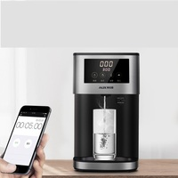 220V Household 4L Instant Heating Electric Hot Water Dispenser Boiler Automatic Water Supply Instant Heating Kettle EU/AU/UK
