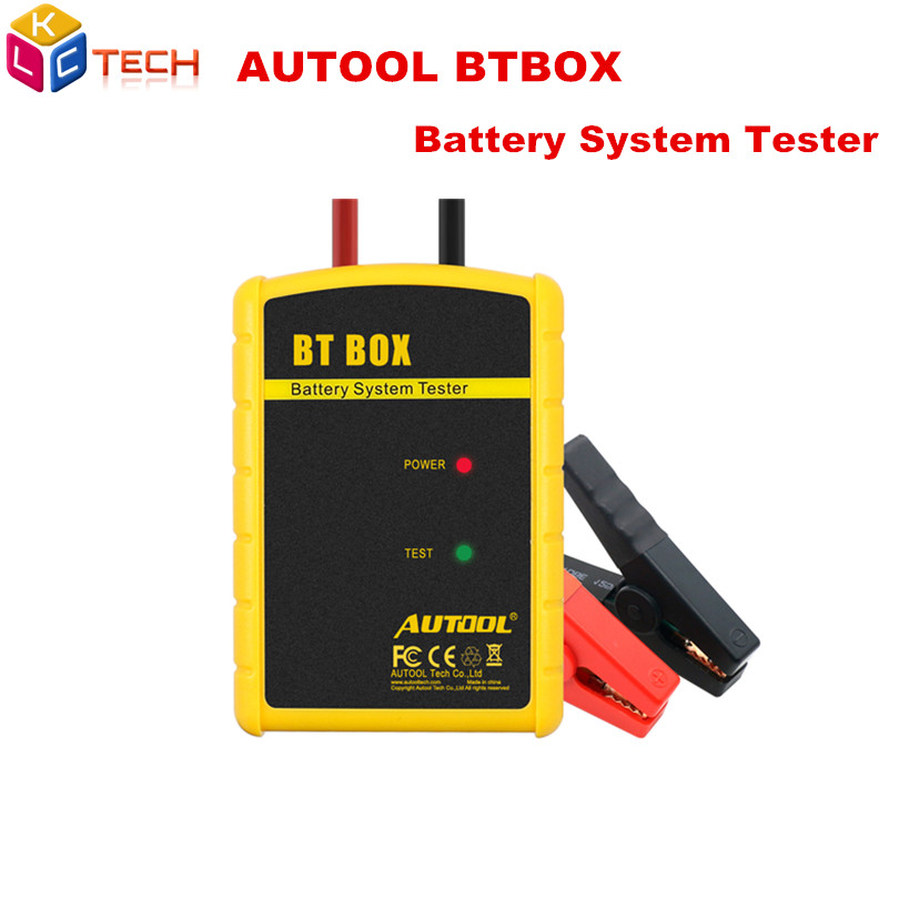 100% Original Autool Battery System Tester Autool Bt-box Works On Android/ios Btbox Automotive Battery Analyzer Tool Btbox High Quality And Inexpensive Auto Replacement Parts