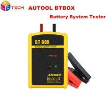 100% Original Autool Battery System Tester Autool BT-BOX Works On Android/IOS BTBOX Automot