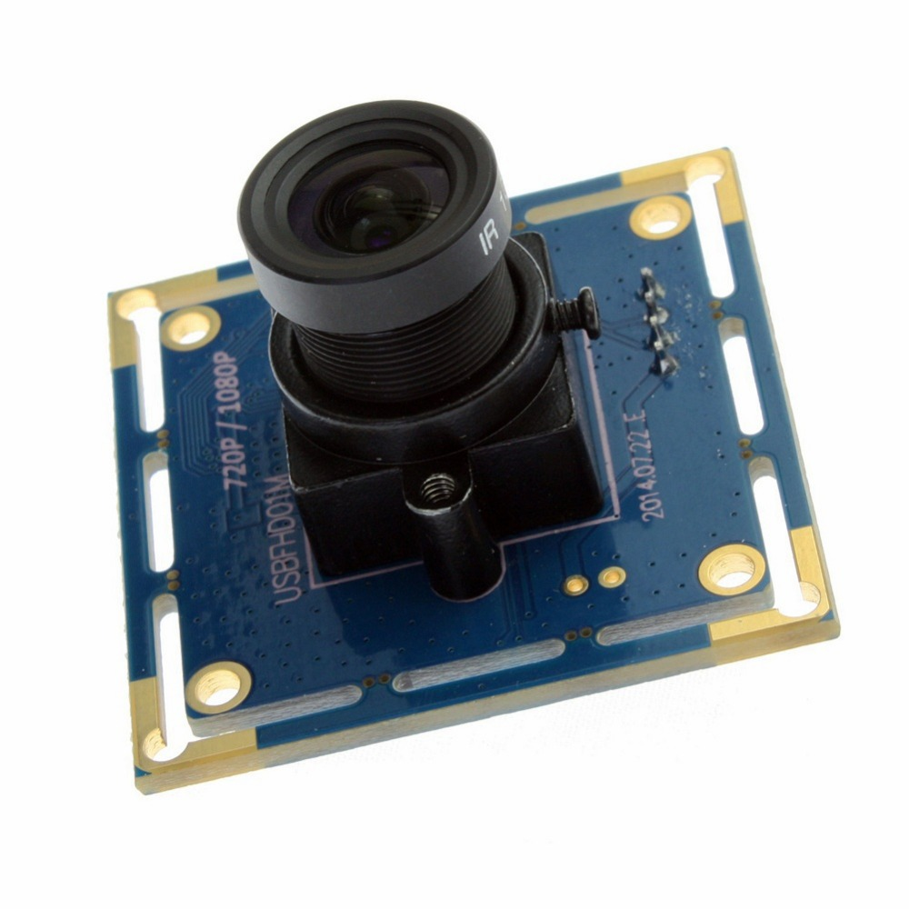 2MP Full HD OV2710 OEM MJPEG 30fps/60fps Cmos OV2710 free driver 1080p usb board camera module with 3.6mm lens ELP-USBFHD01M-L36 industrial full hd 1080p mjpeg