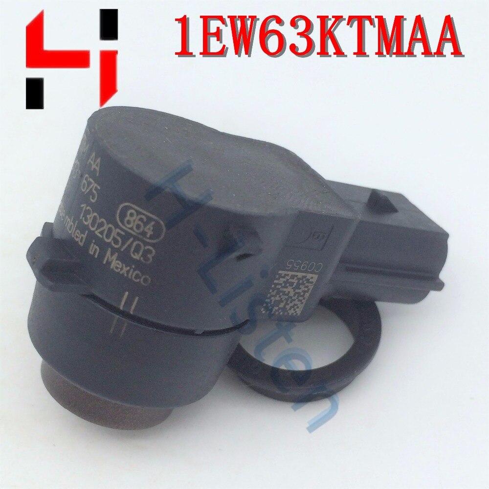 4 шт.) высококачественный оригинальный 100% рабочий 1EW63KTMAA 0263013675 для Dodge Chrysler Jeep PDC ультразвуковой парковочный запасной датчик