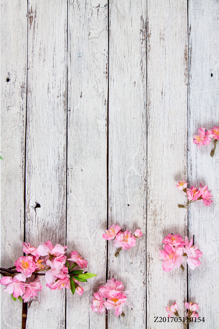 LIFE MAGIC BOX Fotografia Photo Background Photography Backdrops Photocall Camera Fotografica Flowers Wood Wall Backdrop