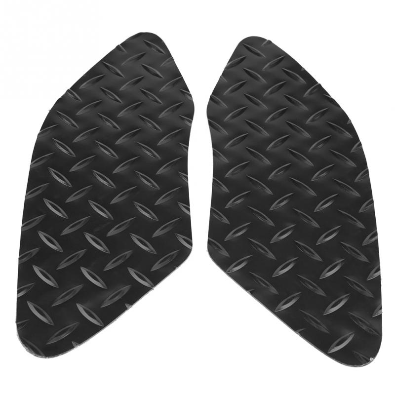 Pair of Anti-Slip Traction Pad Tank Side Fuel Grips Protector for Honda CB1100 2012 2013 2014 2015 2016 Cover Sticker