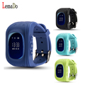 LEMADO Q50 Smart Kids Watch Safe GPS Anti Lost Wristwatch SOS Call Location Finder Locator Tracker for Child  PK Q90