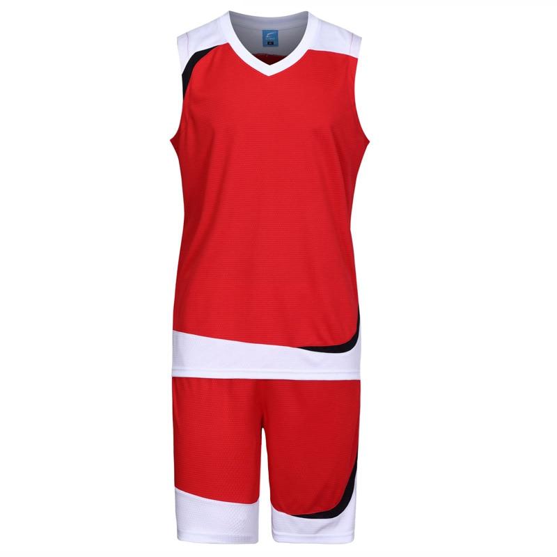 Cheap Mens Basketball Jersey Sets Men Basketball Sport Shorts College Training Tank Tops Outdoor Running Gym Sleeveless T Shirt