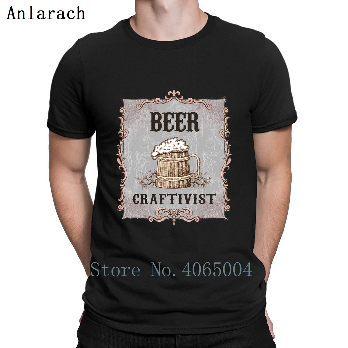 Beer Craftivist Brewmasters Of Craft T Shirt Tee Shirt Costume Sunlight Plus Size 3xl Summer New Style Designs Formal Shirt