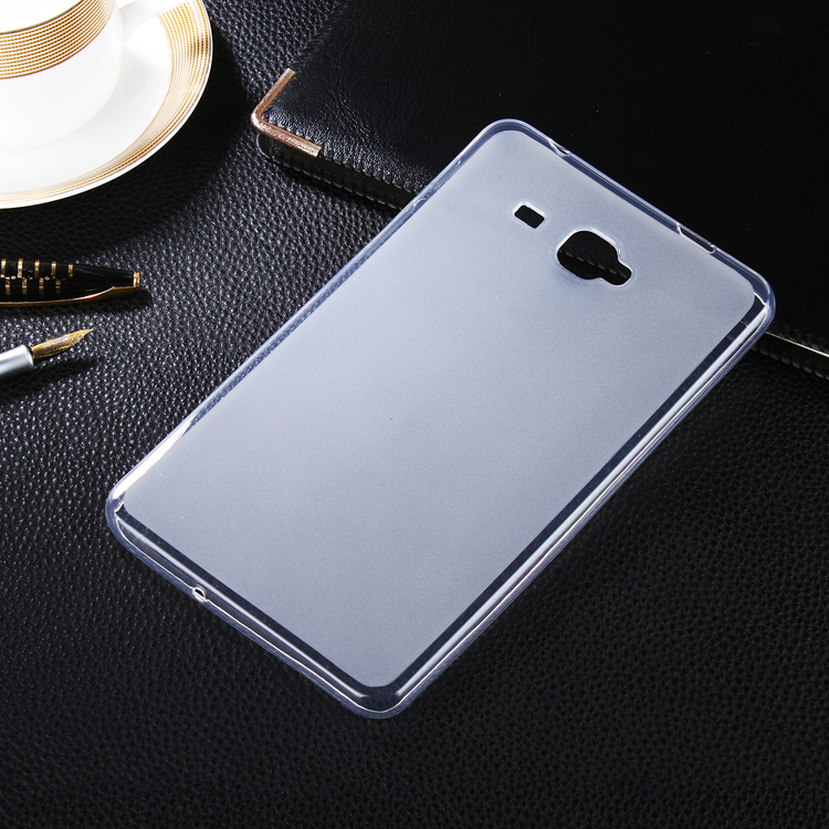 Protective Cover Skin For Samsung Galaxy Tab A 7.0 T285 SM-T285 Tablet Case Transparent Soft Matte TPU Gel case silicone cover cover case for huawei mediapad m3 youth lite 8 cpn w09 cpn al00 8 tablet protective cover skin free stylus free film