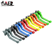 JEAR For Yamaha YZF R1 1999 2000 2001 Motorcycle CNC aluminum Long Adjustable Brake Clutch Levers