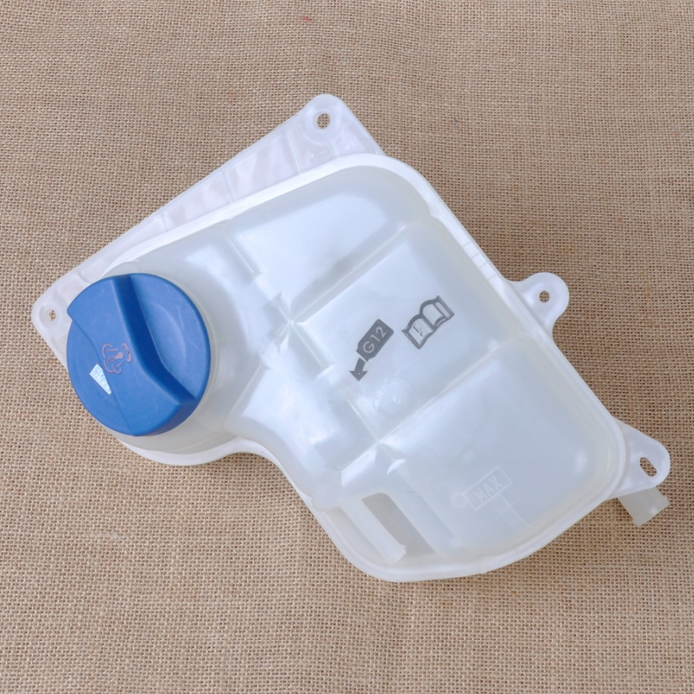 Radiator Coolant Fluid Overflow Bottle Tank Reservoir w//Cap For 1998-2002 Accord