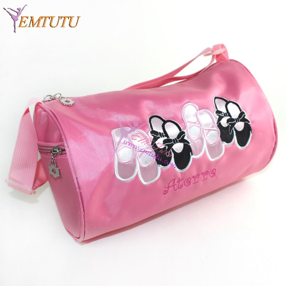 Pink Ballet Bag For S Shoes