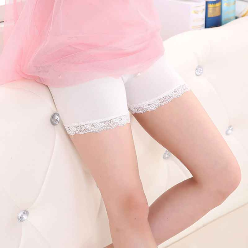 658bc10f8a2dd ... Kids Girls Shorts Boys Safety Baby Leggings Children Short Pants Lovely  Toddler Stretch Shorts 2- ...