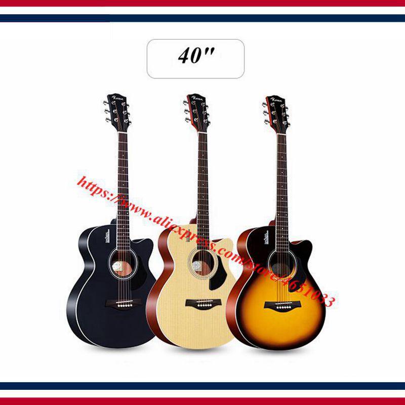 Guitarra-guitare simple planche 40