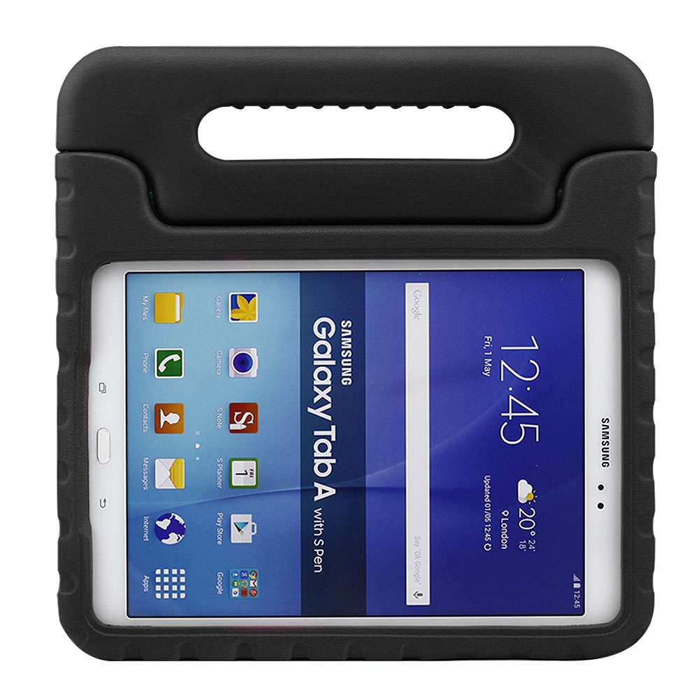 Kids Children Shockproof Case Handle Stand Cover For Samsung GALAXY Tab A 8.0 Inch T350 T351 T355 Thick EVA Foam Tablet PC Case