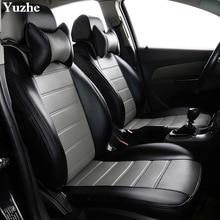 Yuzhe (2 assentos dianteiros) automóvel capa de assento do carro para jeep grand cherokee wrangler patriot compass acessórios do carro estilo