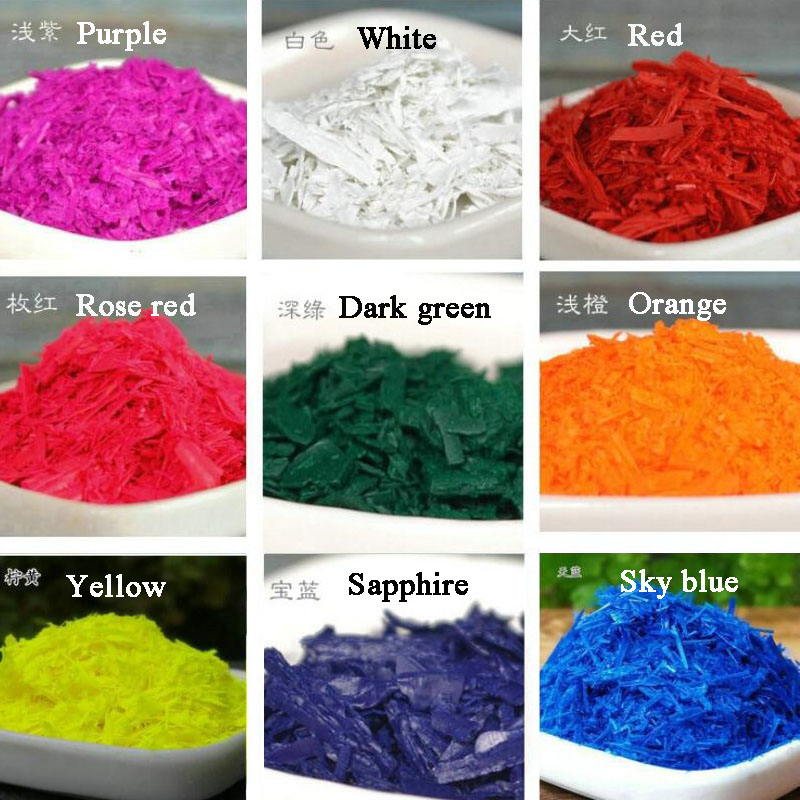 2g DIY Candle Making Wax Dye Paints For 1KG Soy Oil Colour Candle Making Supplies Pigments By Molds For Making Scented Candle