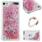 Fluid Case sFor Celular iPhone Touch 5 Soft Silicone Phone Case Shell Marble Flip Case sFor iPhone iPod Touch 6 Holder Aksesuar