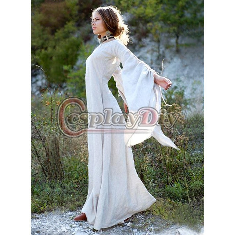 Discount Custom Made Vintage Victorian Medieval Style: Popular Adult Belle Dress-Buy Cheap Adult Belle Dress Lots