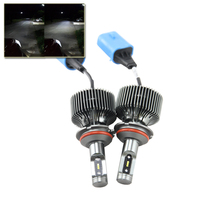 Новое Поступление P7 30 Вт 9004 HB1 Привет/Lo Замена Галогенных Светодиодные Лампы лампа Автомобилей Стайлинг Для Авто Автомобиль Мотоцикл Вождения DRL Противотуманные Фары Лампы