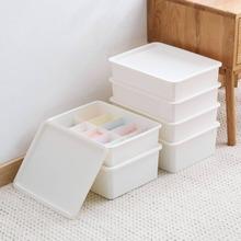 Underwear Bra Organizer Drawer Closet Organizer Storage Box Case Scarfs Ties Socks Organizers Household Storage Box tanie tanio 31 5*24 5*11 5 CM Plastikowe OTHERHOUSE