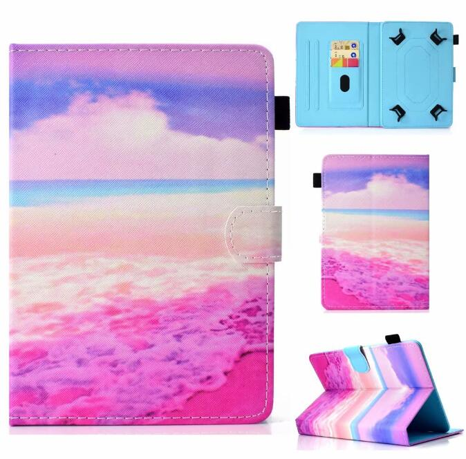 Tablet For Huawei T3 7.0 Wifi 3G Stand Cover Universal 7 Inch PU Leather Case For Huawei Mediapad T1 7.0 T1-701U 7