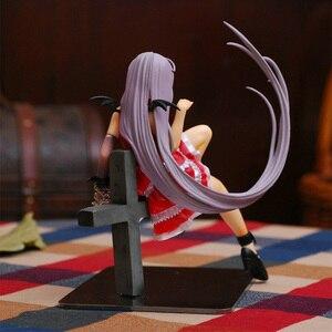 Image 2 - Japanischen Anime Rosario und Vampire Moka Akashiya Geweckt Ver. PVC Action Figure Anime Sexy Figuren Sexy Mädchen Modell Spielzeug