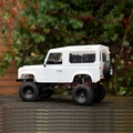 1/10 RC Car Body Shell D90 Defender RC 4WD Crawler Bodies