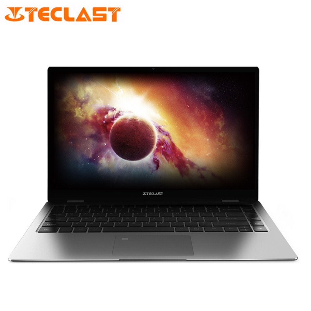 Teclast F6 Pro Notebook 13.3 inch Windows 10 Intel Core m3-7Y30 Dual Core 8GB RAM 128GB SSD Fingerprint Recognition LaptopsTeclast F6 Pro Notebook 13.3 inch Windows 10 Intel Core m3-7Y30 Dual Core 8GB RAM 128GB SSD Fingerprint Recognition Laptops