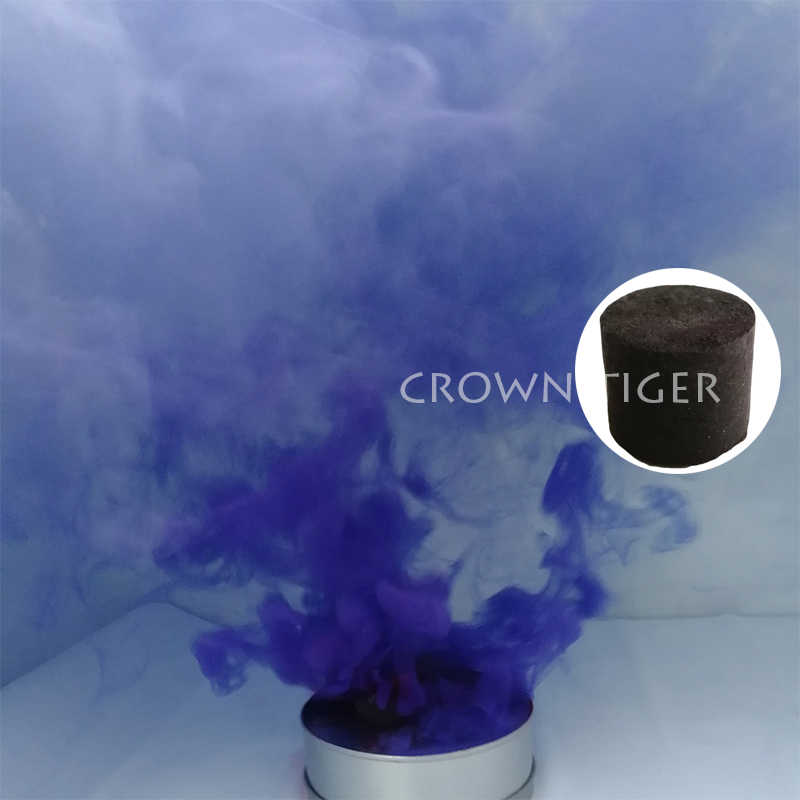 Color Magic smoke props Tricks Fun Toy smoke cake fogPyrotechnics scene magic trick studio photography Video backgroud Magician