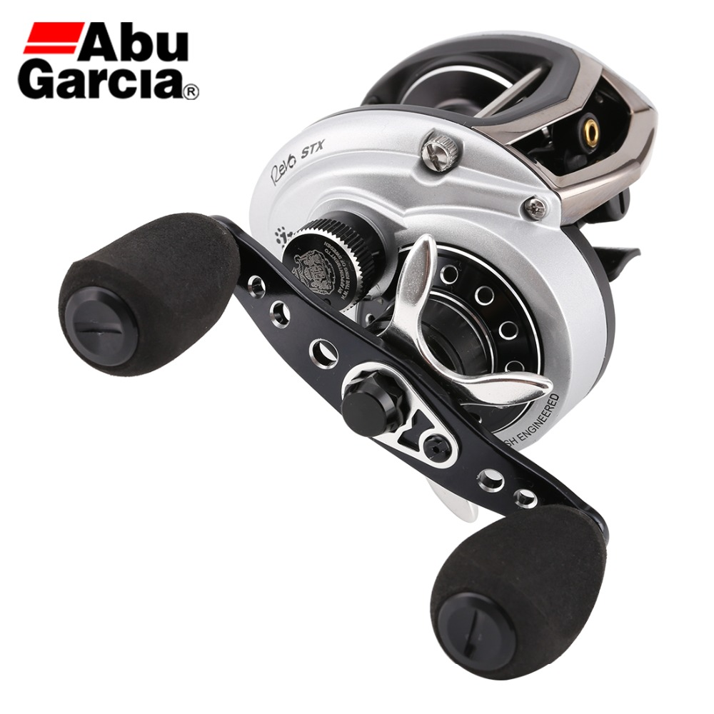 Sale! ABU GARCIA REVO STXIII R/L/HS/HS-L/SHS LOW PROFILE Baitcasting Fishing Reel 11BB 180G Max Drag 9KG  Saltwater fishing reel curado 200hgk