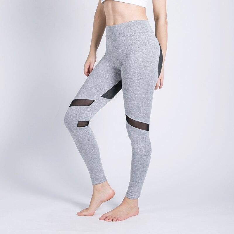 Image 5 - Kaminsky 2019 Women Fashion Gothic Push Up Ladies Mesh Pants Love Heart Black Leggings Casual Pants High Waist Sexy Leggings-in Leggings from Women's Clothing