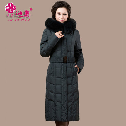 2015 Hot New Winter Thicken Warm Woman Down jacket Coat Parkas Outerwear Hooded Fox Fur collar Luxury Long Plus Size 5XXXXXL