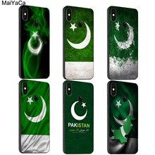MaiYaCa Pakistan Flag Banner Silicone Case For Xiaomi Redmi Note 7 8 Pro 6 5 Plus 7A 6A 5A 4X Mi A2 Lite 9 SE K20 9T Pro