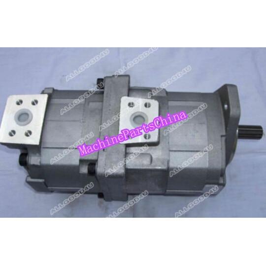 Pompe hydraulique 705-51-20370 pour bulldozer Komatsu D65E/PX-12 D85E/ESS-12 D60P-12Pompe hydraulique 705-51-20370 pour bulldozer Komatsu D65E/PX-12 D85E/ESS-12 D60P-12