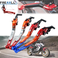 For Honda CB650F CB 650F 2014 2015 2016 2017 2018 Levers Foldable Extendable Adjustable Motorcycle Brake Clutch Levers