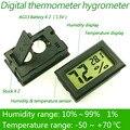 Цифровой термометр электронный термометр автомобилей инструменты влажность гигрометр измеритель температуры датчик пирометр термостат