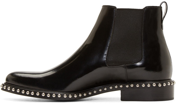 Catwalk Handgemachtes Luxus Winter as Chelsea Männer Leder Mode Namen On Showed Fashion Neue Stiefel Color Color Stern Top Classy Slip Reales Schuhe As 5X17q