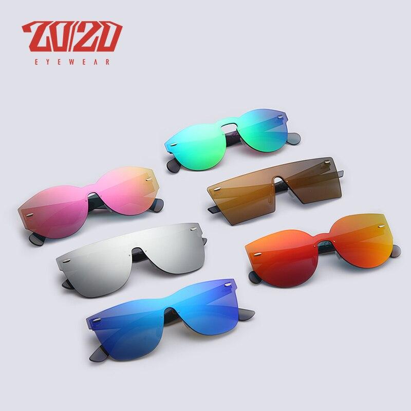 02ba2feac66d4 20 20 Estilo Da Marca Do Vintage Óculos De Sol Dos Homens Lente Plana Óculos  Sem Aro Moldura Quadrada Óculos de Sol Das Mulheres Oculos Gafas PC1601 em  ...