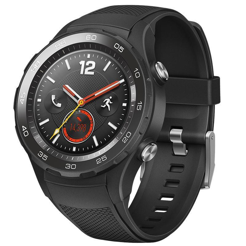 Original Huawei Watch 2 Smart Watch Support LTE 4G version Phone Call Heart Rate Tracker For