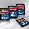 Marca Transcend SDHC SDXC de 16 GB 32 GB 64 GB Cartão SD 300x uhs-cartão de memória flash para canon nikon casio olympus samsung câmera